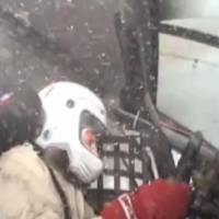 Video: 260 MPH Crash Seen From Inside