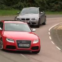 Video: Audi RS5 vs BMW M3