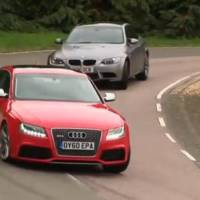 Video: Audi RS5 vs BMW M3