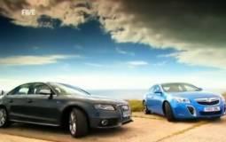 Video: Audi S4 vs Vauxhall Insignia VXR