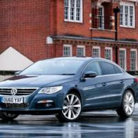 Volkswagen Scirocco and Passat CC BlueMotion