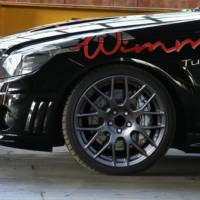 Wimmer Mercedes C63 AMG Performance