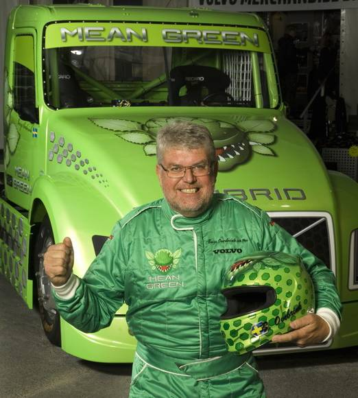 World's Fastest Hybrid Truck
