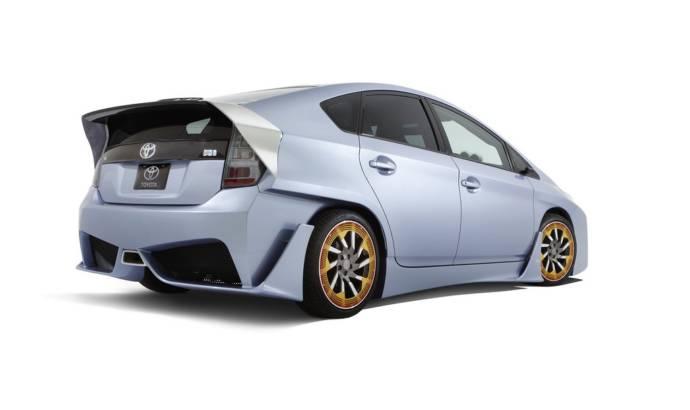 Toyota Prius C&A Custom Concept