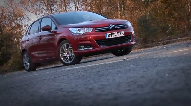 2011 Citroen C4 review video