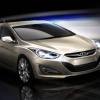 2011 Hyundai i40