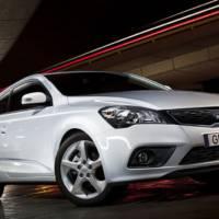 2011 Kia Pro Ceed facelift