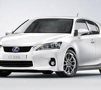 2011 Lexus CT 200h US price