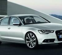 2012 Audi A6 video