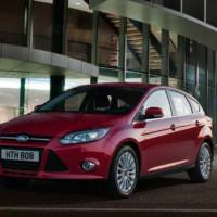2012 Ford Focus price for UK