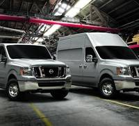 2012 Nissan NV price