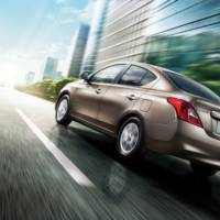 2012 Nissan Sunny unveiled