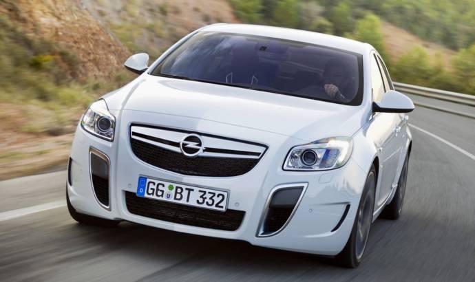 2013 Opel Calibra Cabrio info