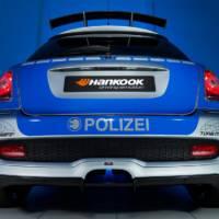 AC Schnitzer MINI E Police Car