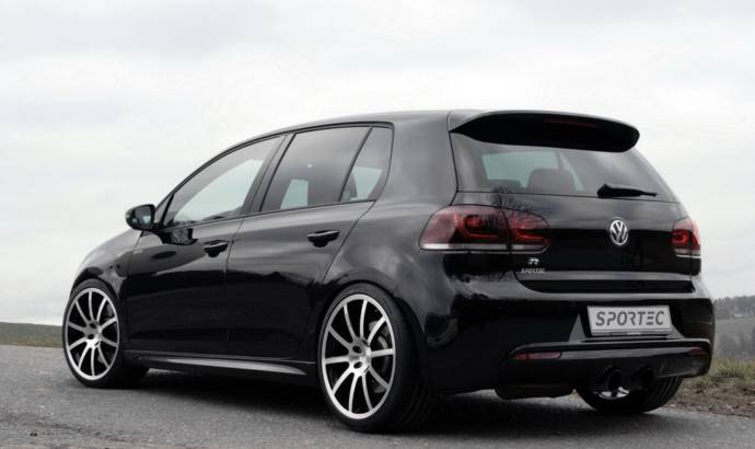 APS VW GOLF R Stage 2