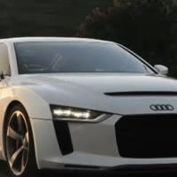 Audi Quattro Concept review video