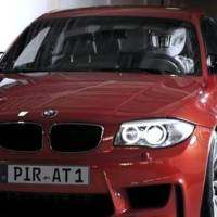 BMW 1 Series M Coupe video
