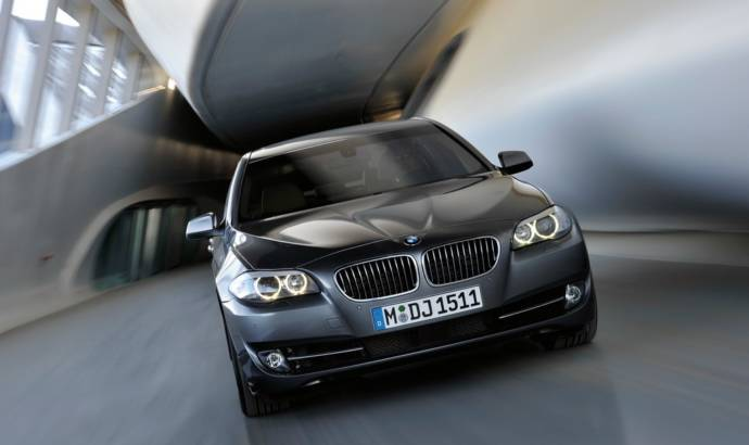 BMW 5 Series Hybrid info