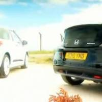 Citroen DS3 vs Honda CRZ video