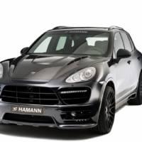 Hamann 2011 Porsche Cayenne