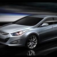 Hyundai i40W photos