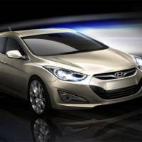Hyundai i40W photos