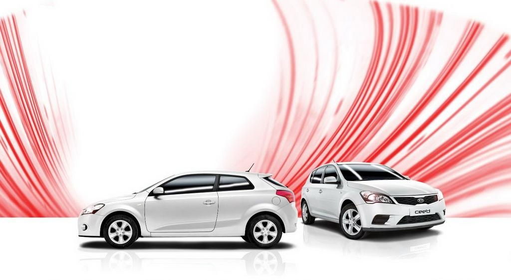 Kia ceed and pro ceed VR-7 CRDi Special Edition