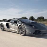 Lamborghini Aventador LP 700-4 specs