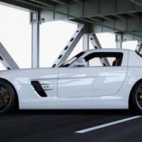 Mercedes SLS AMG by Wheelsandmore