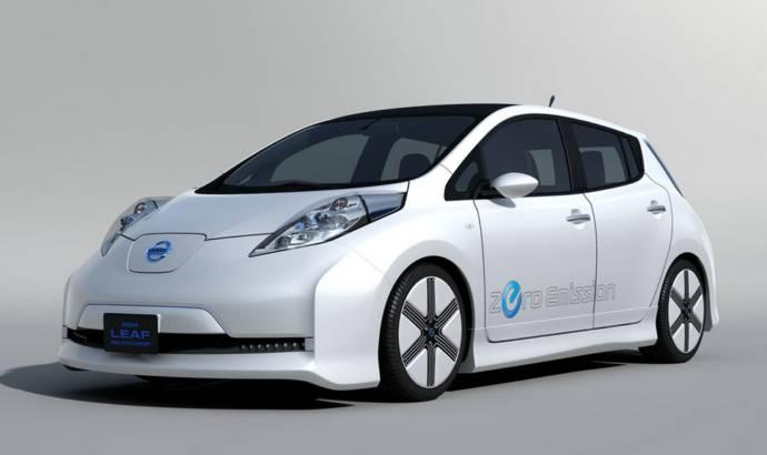 Nissan Leaf Aero Style Concept
