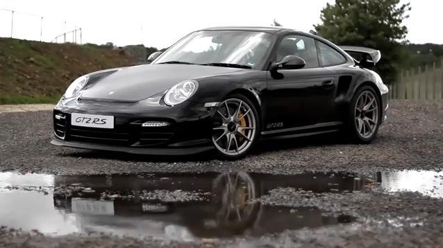 Porsche 911 GT2 RS test drive video