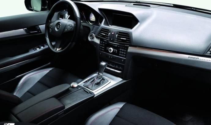 Prior Design Mercedes E Class Coupe