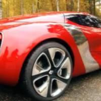 Renault DeZir test drive video