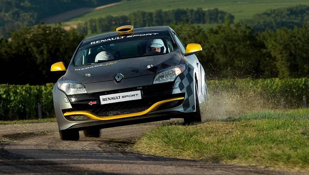 Renault Megane Rs N4 Carsession