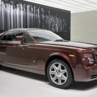 Rolls Royce Ghost Drophead Coupe, Coupe and LWB
