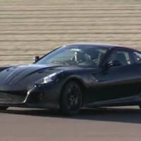 Video: 2012 Ferrari 599 Replacement mule