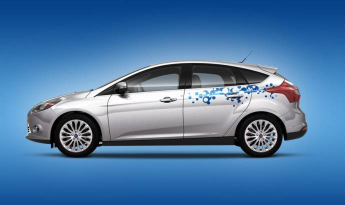 2012 Ford Focus Tattoos