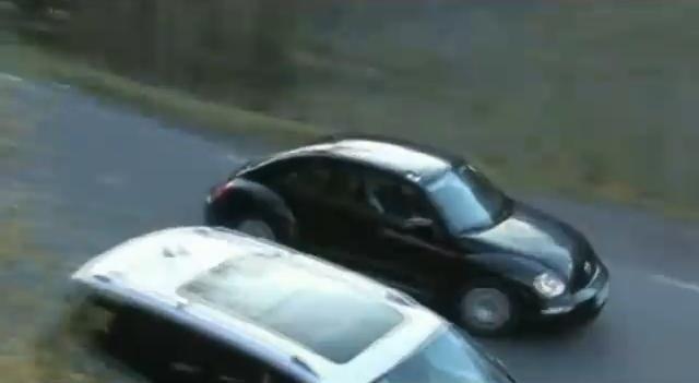 2012 Volkswagen Beetle spy video