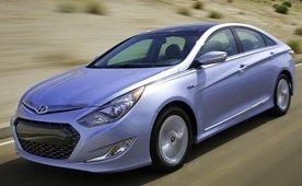 Hyundai Sonata Hybrid Price