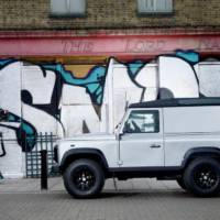2011 Land Rover Defender X-Tech Edition