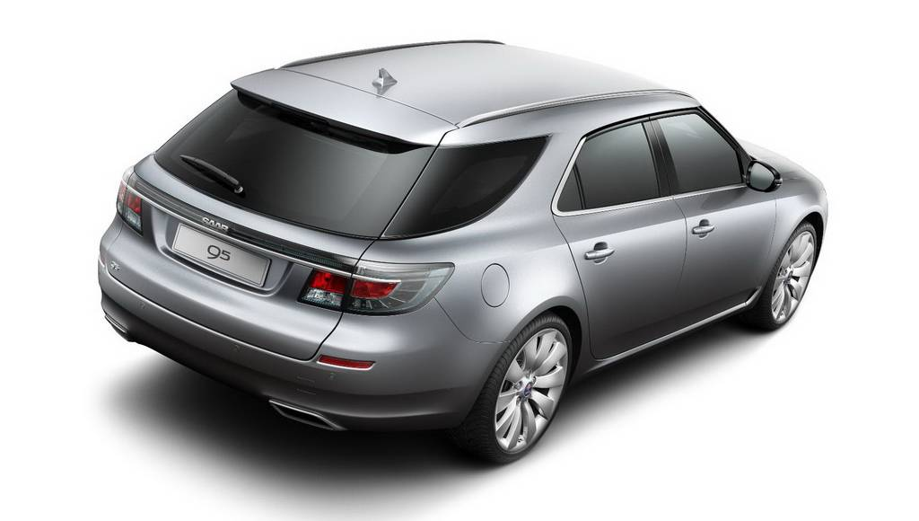 2011 Saab 9-5 SportWagon