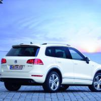 2011 Volkswagen Touareg New R Line Package