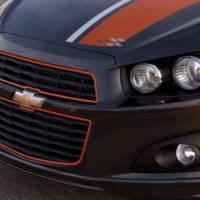 2012 Chevrolet Sonic Z Spec
