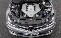 2012 Mercedes C63 AMG photos