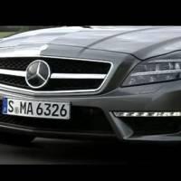 2012 Mercedes CLS 63 AMG video