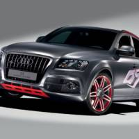 Audi SQ5 and RSQ5