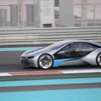 BMW i8 spy video