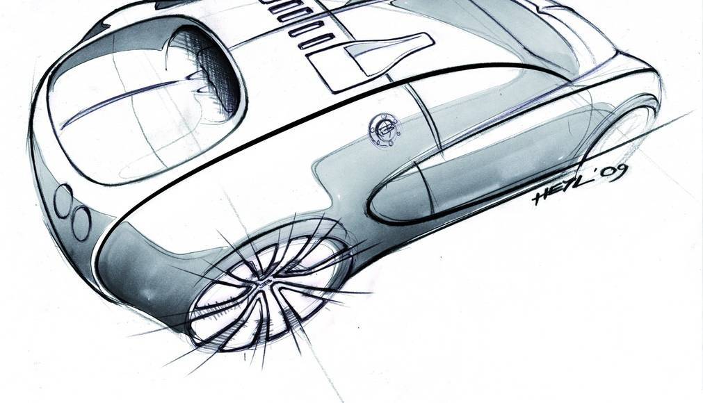 Bugatti working on 270mph Veyron
