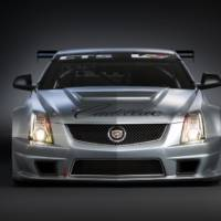 Cadillac CTS-V Coupe Race Car photos