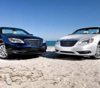 Chrysler 200 Convertible price